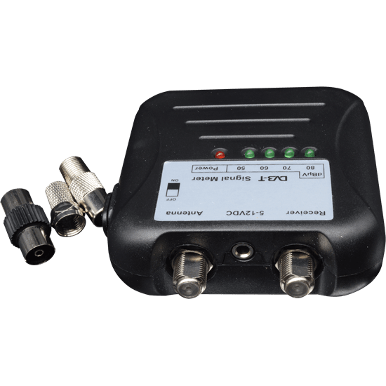 Signal Finder for UHF TV & VHF DAB