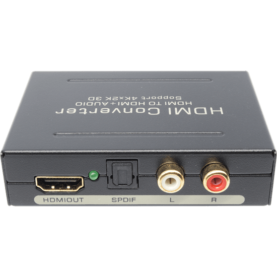 HDMI Audio Extractor Without ARC Function