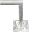 60mm Elbow Mount 50cm Stand Off x 30cm