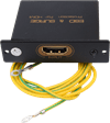 HDMI ESD Surge Protector - assists in protecting valuable video and audio equipment from electrostatic discharge