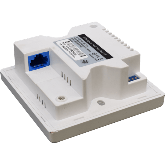 STREAM 1 InWall Access Point 300Mbps Single Band 2.4GHz with RJ45 802.11 AC/N/G/B 48VPoE
