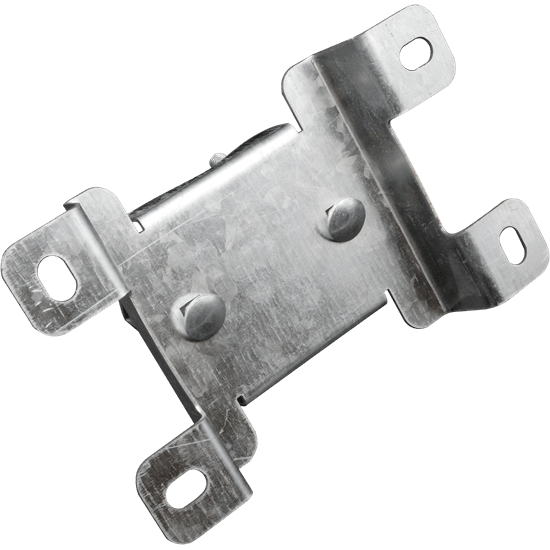 Single Wall Channel Mounting Bracket (as used in SAT/2S)