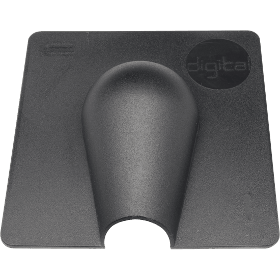 Black Brick Buster Cover Plate