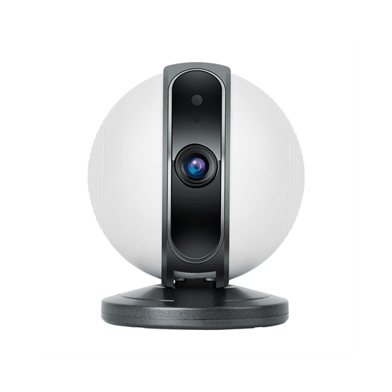 Internal Wi-Fi/IP PTZ Camera with Motion Detection, PIR and Talk-Back Audio Wall & Surface Mountable